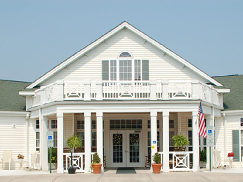 Carolina House of Elizabeth City