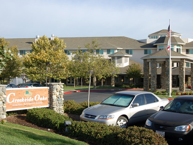 Senior Apartments Folsom Ca