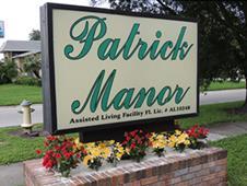 Patrick Manor