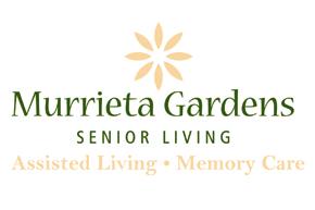 Delightful Murrieta Gardens Logo