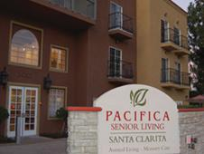 Pacifica Senior Living - Santa Clarita