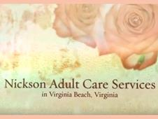 Nickson Adult Care