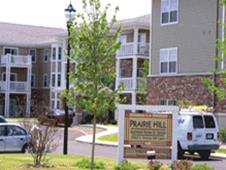 Prairie Hill Apartments at Woodland Ridge