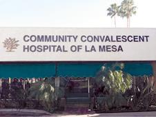 Community Convalescent Hospital of La Mesa